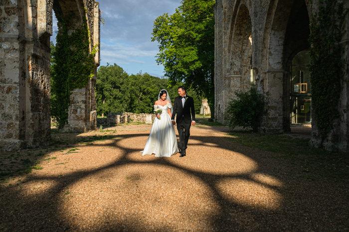 prestations photographiques de mariage paris france