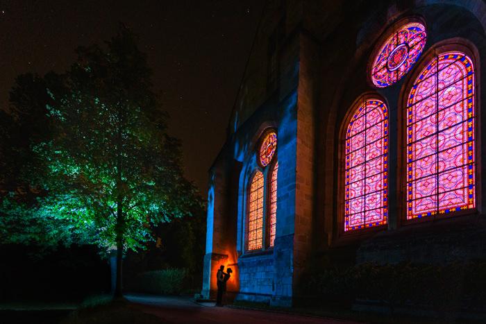 photographe mariage abbaye de Royaumont