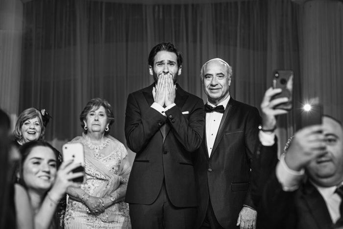 photographe mariage paris salle wagram