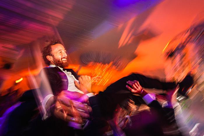 Photographe mariage Paris danse