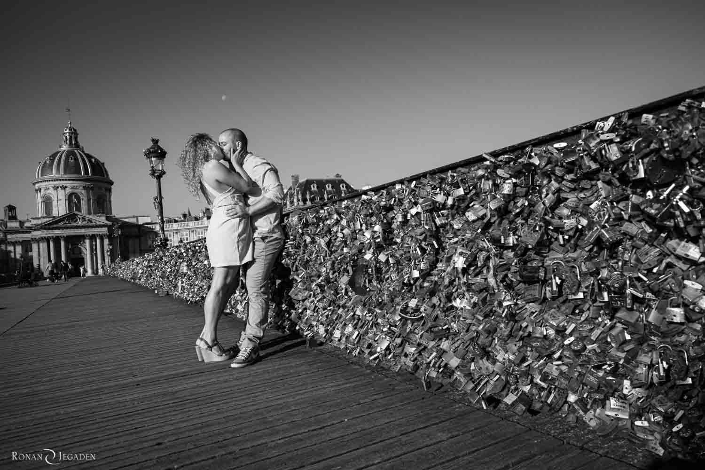Photographe amoureux Paris France