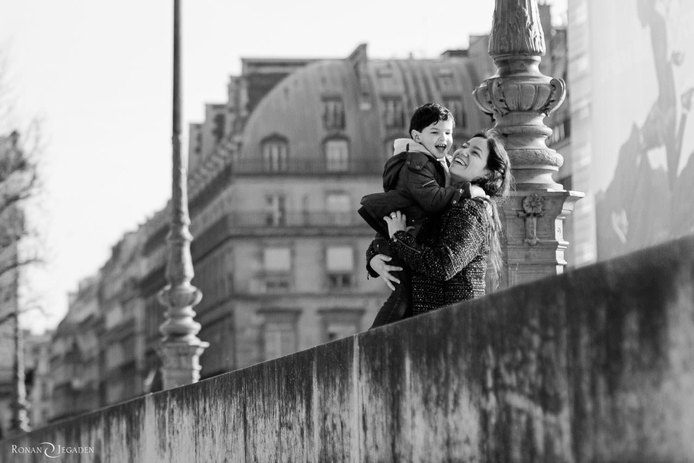 Photographe famille Paris France