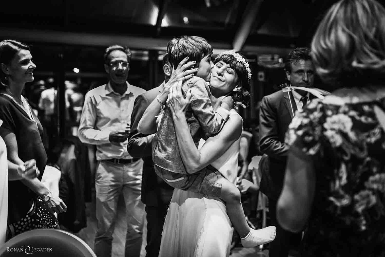 soirée de mariage photographe Paris France